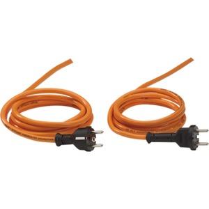 Thermoflex Konturenstecker 2x1,0mm² 16A 230V für schutzisolierte Geräte 3m