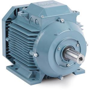 Kurzschlussläufermotor IE3 ALU B3 / Baugr. 80 4-polig 400 VY / 0,75 kW