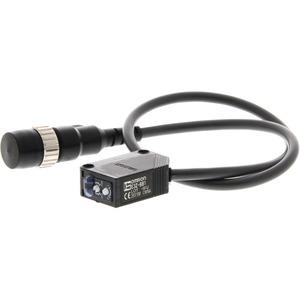 Photoelectric sensor transparent object retro-reflective 500mm DC 3-wi
