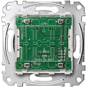 Funk-Sensorfläche CONNECT für Schalt-Einsätze weiß glänzend