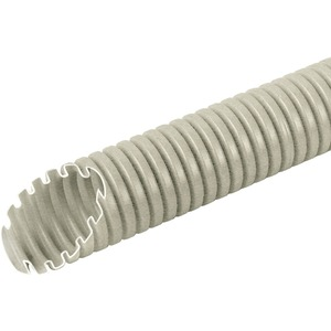 Elektro Installationsrohr PVC hellgrau
