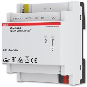 Busch-VoiceControl 150-fach 4TE IP20