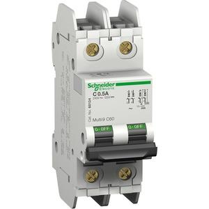 Leitungsschutzschalter C60N 2P 10A C