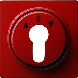 Abdeckung Schlüsselschalter für S-Color rot