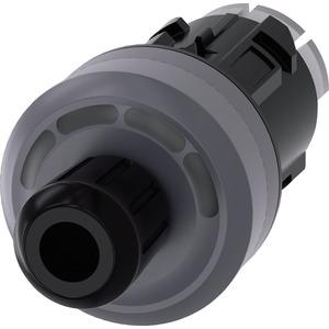 ID-Schlüsselschalter 22mm rund sw RFID 4 Schaltstellungen O-I-II-III