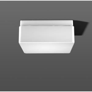 QUADRAT Decken/Wandleuchte LED 12,5W 4000K 280x280x120mm