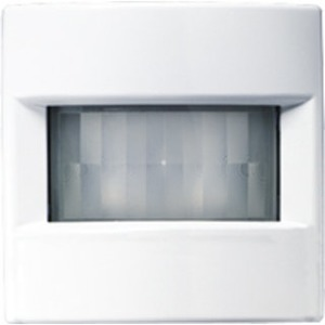 Automatik-Schalter Linsentyp 1,10 m Erfassungsfeld ca. 10 x 12 m weiß