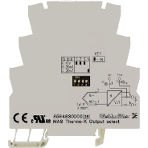 Temperaturwandler MAZ Thermo-J 0...700°C Output select
