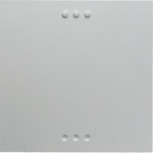BLC Funk-Taste S.1/B.3/B.7 Glas polarweiß glänzend