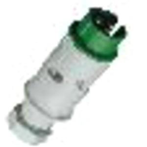 CEE-Stecker 16A 2p 20-25V IP44 50-60Hz