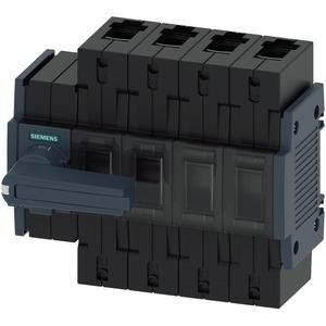Lasttrennschalter 100A Baugr. 2 / 4-polig Frontantrieb links