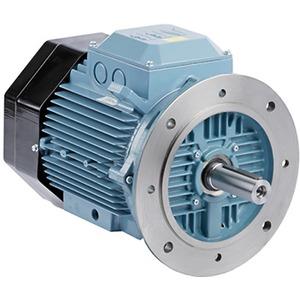 Kurzschlussläufermotor IE2 ALU B5 / Baugr. 63 4-polig 400 VY / 0,12 kW