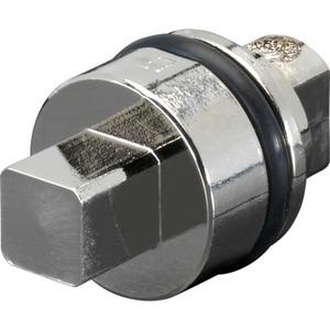 Verschluß-Einsatz Ausführung A L=27mm Vierkant 8mm