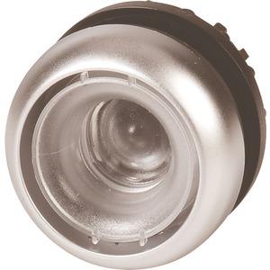 Drucktaste flach ohne Schild IP67 M22-D-X