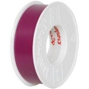 PVC Elektro-Isolierband 301 lila/violett 105°C