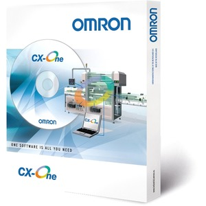 Konfigurationssoftware CX-ONE V4, Vollversion, 1 Lizenz