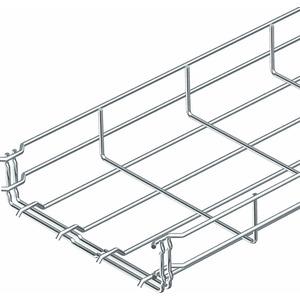 Gitterrinne GR-Magic U-Form Stahl tauchfeuerverzinkt 55x150 mm