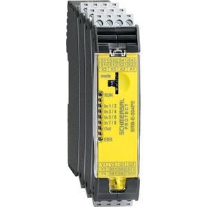 Sicherheitsrelais 2-kanalig Mehrfachauswertung für bis zu 4 Sensoren