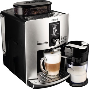 Espressovollautomat Latt Espress Silver Quattro Force EA 82FE