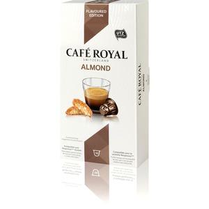 Kaffee Kapseln für Nespressomaschine Flavoured Edition Almond 10 Stk.