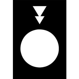 Symboldschild ZB2BY2956