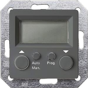 I-System carbon-metallic Jalousiesteuerung Komplettgerät