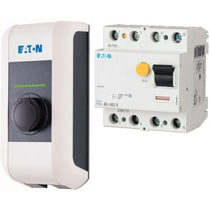 EV Charging Station X series Wallbox Typ 2 STD. 3p 10-32A RFID + Freigabekontakt
