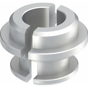 Potentialanschluss für isCon-Leitung innen ø 23mm Alu