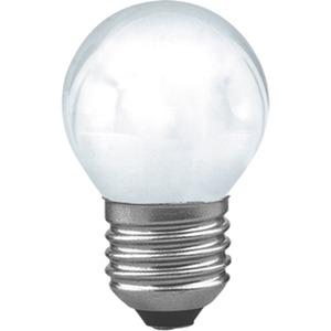 Glühlampe Tropfen 8 Watt E27 Matt