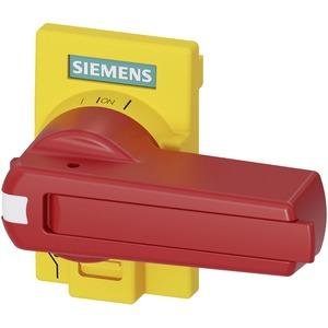 Zubehör für 3KD Baugr. 1 Direktantrieb rot/gelb