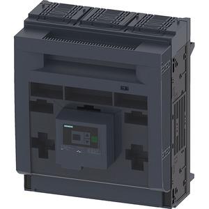 Sicherungslasttrennschalter 3pol. NH3 630A 60mm Sammelschienensystem