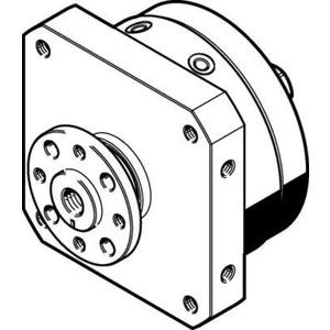 Schwenkantrieb Flanschwelle Baugr. 16 / Nennschwenkwinkel 0 - 270 deg