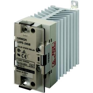 Halbleiterrelais 1-phasig 75-264VAC / 45A Ansteuerung 9,6-30VDC