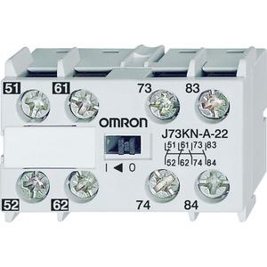 Hilfskontakte 4-polig 2 S+2 Ö für Hilfsschütz J7KNA-AR