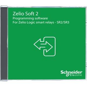 Programmiersoftware ZELIO2 SOF SR2SFT01