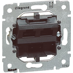 Einsatz DAE 8/8 (8/8) UTP RJ45 C6 ungeschirmt