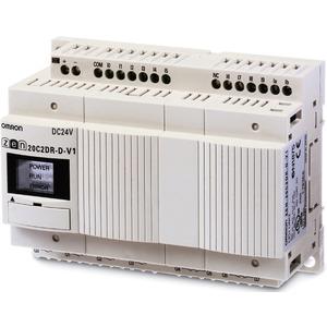 Kleinsteuerung ZEN Basisgerät XL- STINO 12-24 VDC 12E + 8A (Relais)