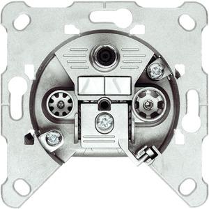 Antennen Steckdose 3-fach Einzeldose SAT/BK