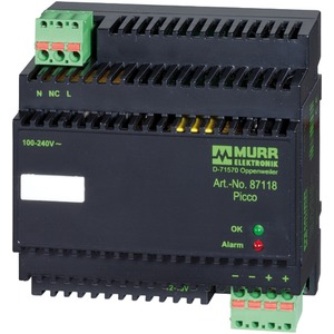 Schaltnetzteil Picco 1PH IN 110-230VAC OUT 12-15VDC 6A Federzug