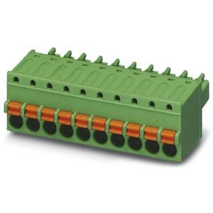 Leiterplattensteckverbinder 8 A 160 V 2-polig grün
