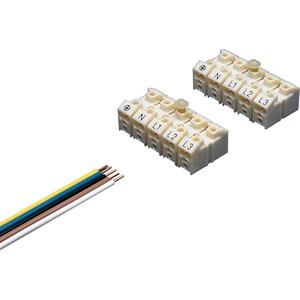 Zubehör Innenverdrahtungszubehör für Lichtbänder