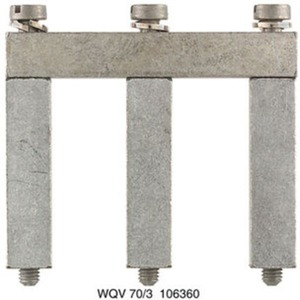 Querverbinder / Brücker für Reihenklemme WQV 70/95/3