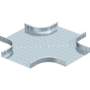 Kreuzung horizontal mit Winkelverbinder 60x100 St FS