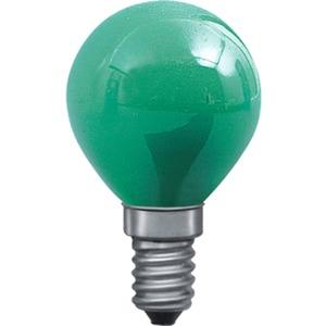 Tropfenlampe 25W E14 Grün
