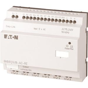 Ein-/Ausgangserweiterung 12/6 Relais AC EASY618-AC-RE