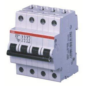 S203-C16NA Sicherungsautomat C-Char. 6 kA 16 A 3P+NA
