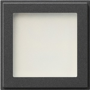 LED Orientierungs Licht weiß für TX_44 (WG UP) anthrazit