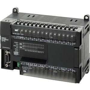 CP1E-N Kompaktsteuerung 100 bis 240V AC 24x Eingänge 16x Relaisausg.