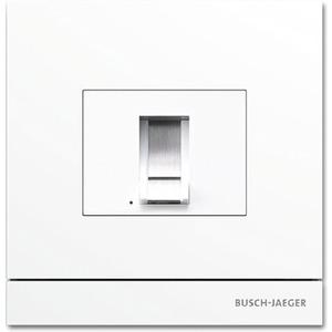 Außenstation mit Fingerprint-Modul Busch-Welcome