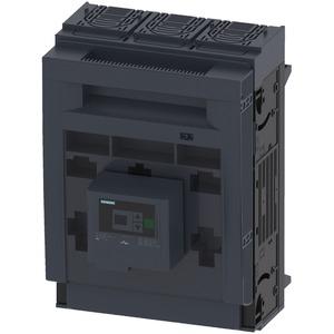 Sicherungslasttrennschalter 3-polig NH2 400A 60mm Sammelschienensystem